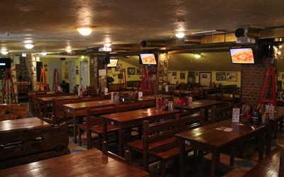 Банкетный зал пивного ресторана Золотая вобла на улице Покровка фото 3