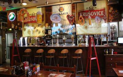 Банкетный зал пивного ресторана Золотая вобла на улице Покровка фото 1