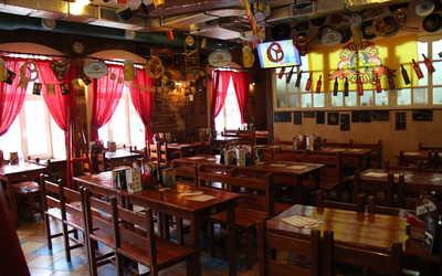 Банкетный зал пивного ресторана Золотая вобла на улице Покровка фото 2