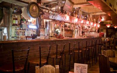 Банкетный зал пивного ресторана Золотая вобла на улице Сущевский Вал фото 1