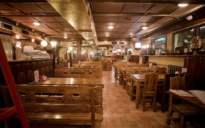 Банкетный зал пивного ресторана Золотая вобла на улице Сущевский Вал фото 2