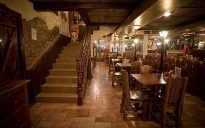 Банкетный зал пивного ресторана Золотая вобла на улице Сущевский Вал фото 3