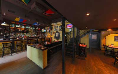 Банкетный зал бара Куба Либре (Cuba Libre) на улице Кузнецкий Мост фото 3