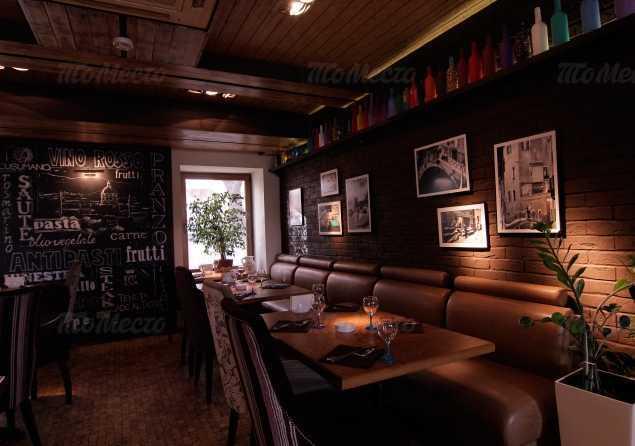 Меню ресторана Лемончелло (Lemoncello) на Большой Серпуховской улице