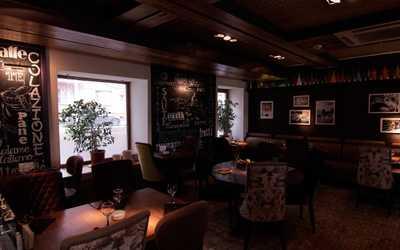 Банкетный зал ресторана Лемончелло (Lemoncello) на Большой Серпуховской улице