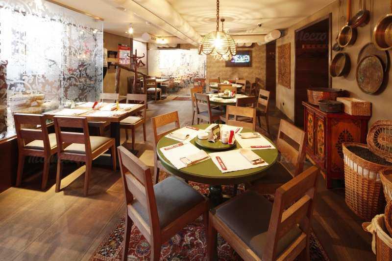 Меню ресторана Мама Тао на Пятницкой улице