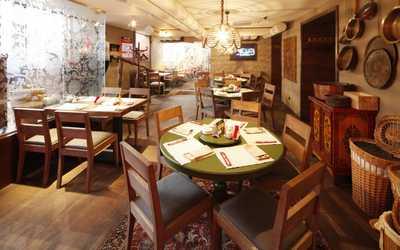 Банкетный зал ресторана Мама Тао на Ленинском проспекте