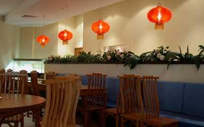 Банкетный зал ресторана Пекинская утка на Рублевском шоссе