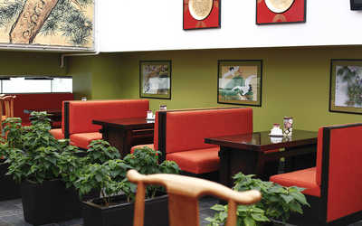 Банкетный зал ресторана Пекинская утка на проспекте Вернадского