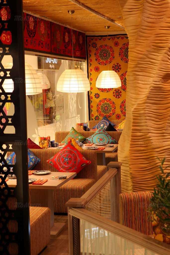 Меню ресторана Сандык на Веневской улице