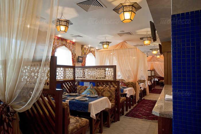 Меню ресторана Сандык на Щелковском шоссе