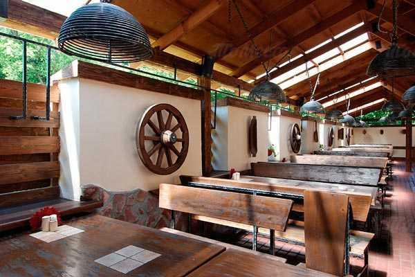 Меню пивного ресторана, ресторана Шварцвальд (Schwarzwald) на улице Песчаный Карьер