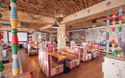 Банкетный зал ресторана Чайхона №1 Тимура Ланского (Chayhona № 1) на Бутлерова фото 1