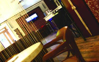 Банкетный зал бара, ресторана Не грусти! на Загородном проспекте