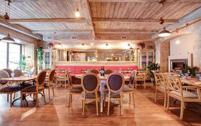 Банкетный зал ресторана Фриманс (Freeman's) на Казанской улице