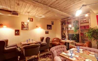 Банкетный зал ресторана Фриманс (Freeman's) на Казанской улице фото 3