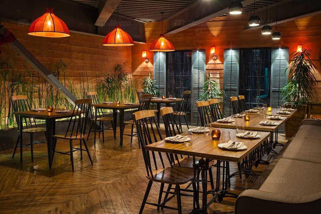 Меню ресторана Тонис Китчен (Tony's Kitchen) на Малом проспекте В.О.