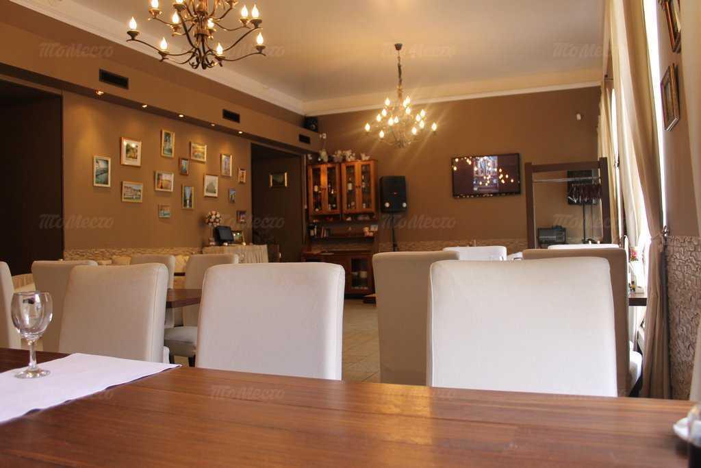 Меню ресторана Пекорино (Pecorino) на улице Жуковского