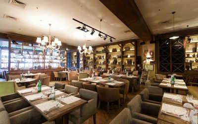 Банкетный зал ресторана Фазенда (Fazenda) на проспекте Культуры