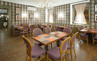 Банкетный зал ресторана, стейк-хауса Bullhouse (Буллхаус) на Среднем проспекте В.О.
