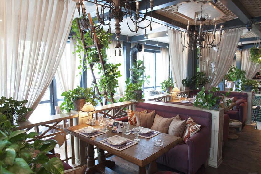Меню ресторана Шайка-лейка на Варшавском шоссе