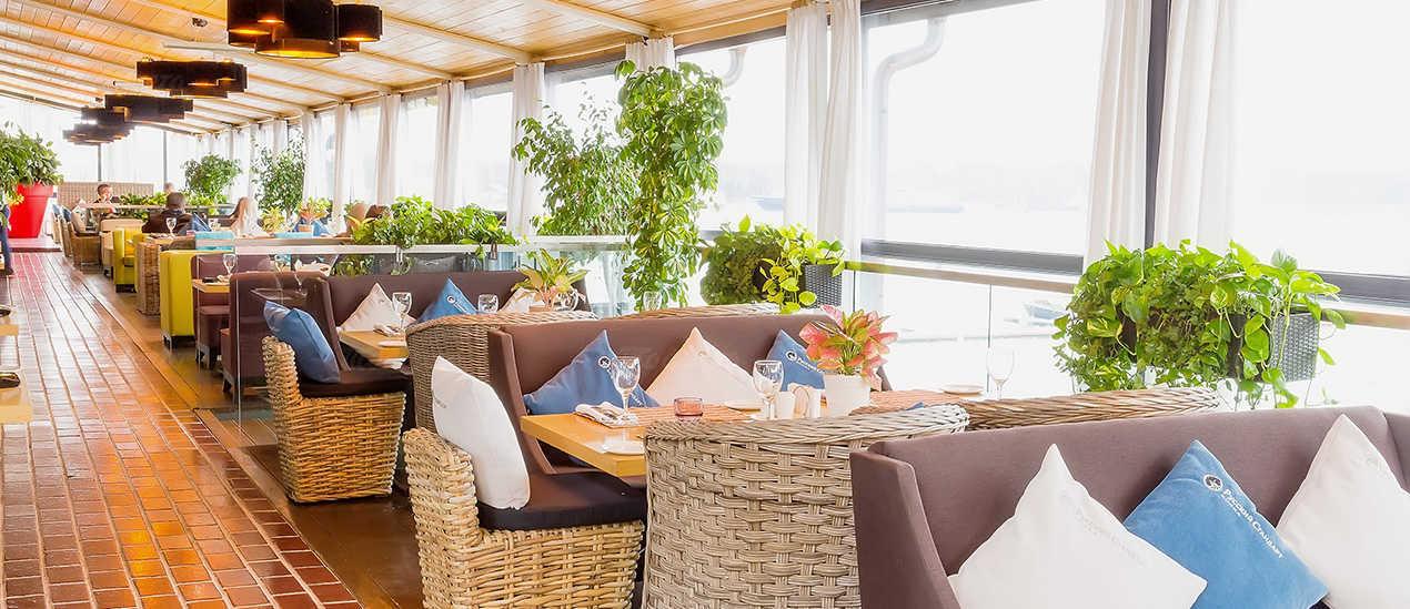 Меню ресторана Водный (Vodный) на ленинградском шоссе