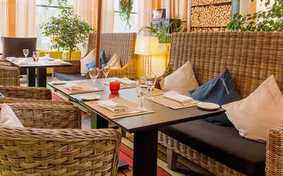 Банкетный зал ресторана Водный (Vodный) на ленинградском шоссе