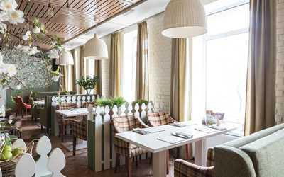 Банкетный зал ресторана Антоновка на проспекте Косыгина