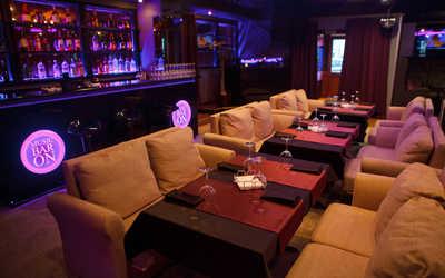 Банкетный зал бара Мьюзик Бар Он (Music Bar On) в набережной канале Грибоедовой