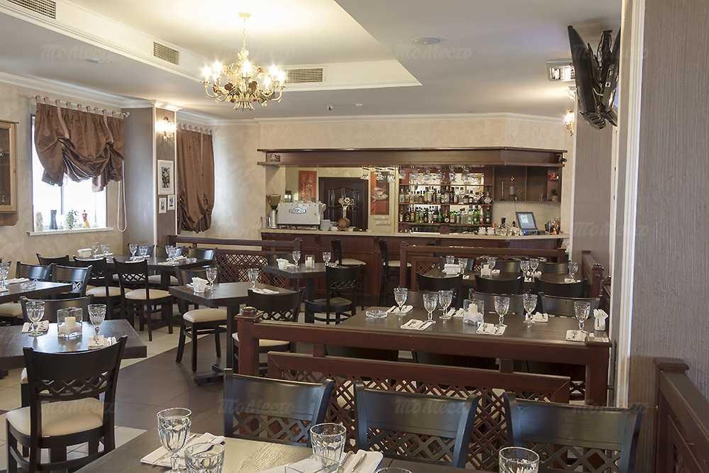 Меню ресторана San-tre (Сан-тре) на Тайнинской улице