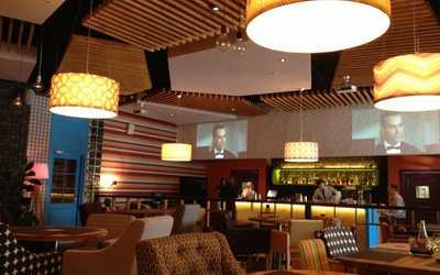 Банкетный зал ресторана Twiggy (Твигги) на Выборгском шоссе