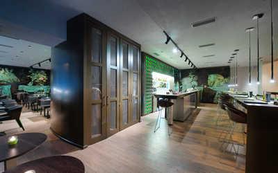 Банкетный зал ресторана Кидо (Kido) на Суворовском проспекте фото 1