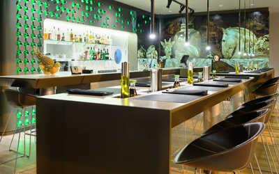 Банкетный зал ресторана Кидо (Kido) на Суворовском проспекте фото 2