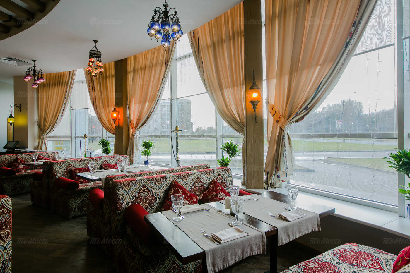 Меню ресторана Афиет (Afiyet) на Тихорецком проспекте