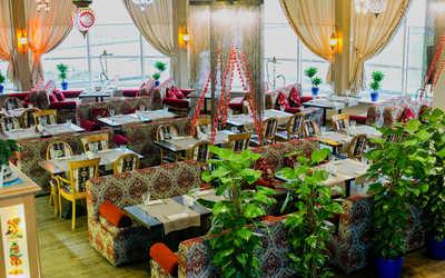 Банкетный зал ресторана Афиет (Afiyet) на Тихорецком проспекте
