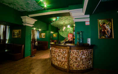 Банкетный зал кафе Трио на улице Здоровцева