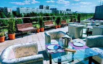 Банкетный зал ресторана Шаляпин на проспекте Просвещения