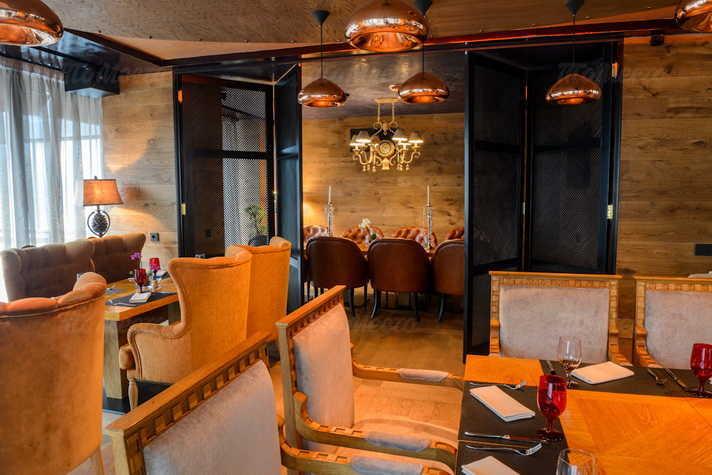 Меню кафе, ресторана Twenty-Two на улице Новый Арбат