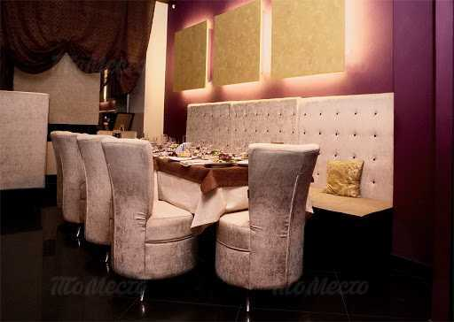 Меню кафе, ресторана Диван на Большой Татарской улице