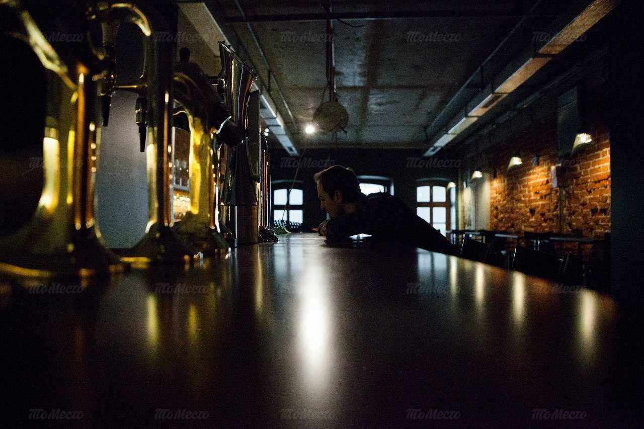 Меню бара, ресторана Джордж Бест (George Best) в Рыбном переулке