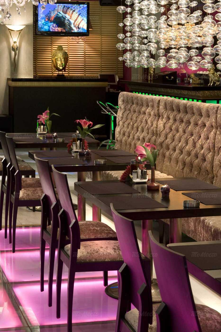 Меню ресторана Тай Тай (Thai Thai) на Поварской улице