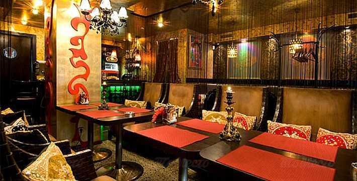 Меню кафе Тай Тай (Thai Thai) на улице Покровка