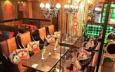 Банкетный зал кафе Тай Тай (Thai Thai) на улице Покровка
