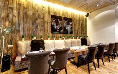 Банкетный зал кафе Тепло (Teplo) на Большой Грузинской улице