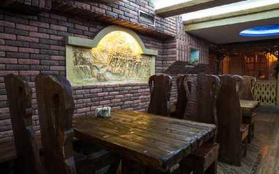 Банкетный зал кафе Джорджия (Georgia) на Малом проспекте В.О. фото 1