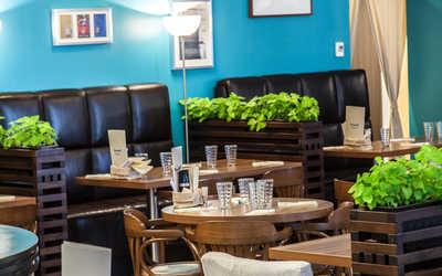 Банкетный зал кафе Кафе 64 (CAFFE 64) на Малоохтинском проспекте фото 2