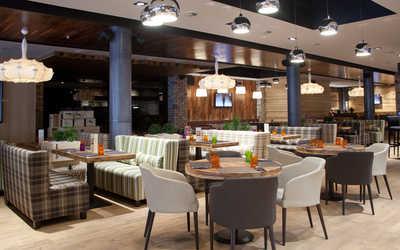 Банкетный зал ресторана Тарантино (Tarantino) на улице Новый Арбат