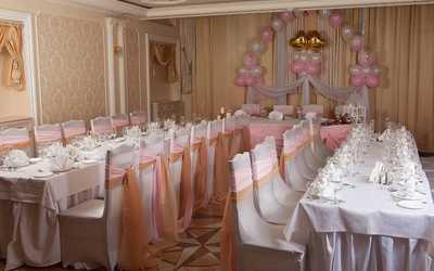 Банкетный зал ресторана Невский Праздник на Октябрьской набережной