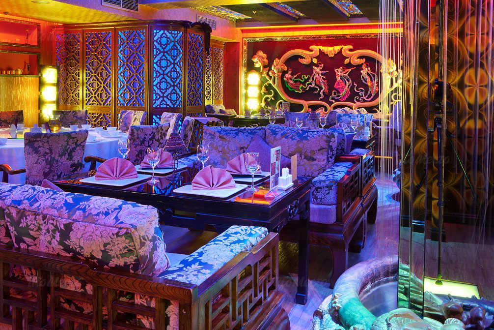 Меню караоке клуба, ресторана Тан в Оружейном переулке