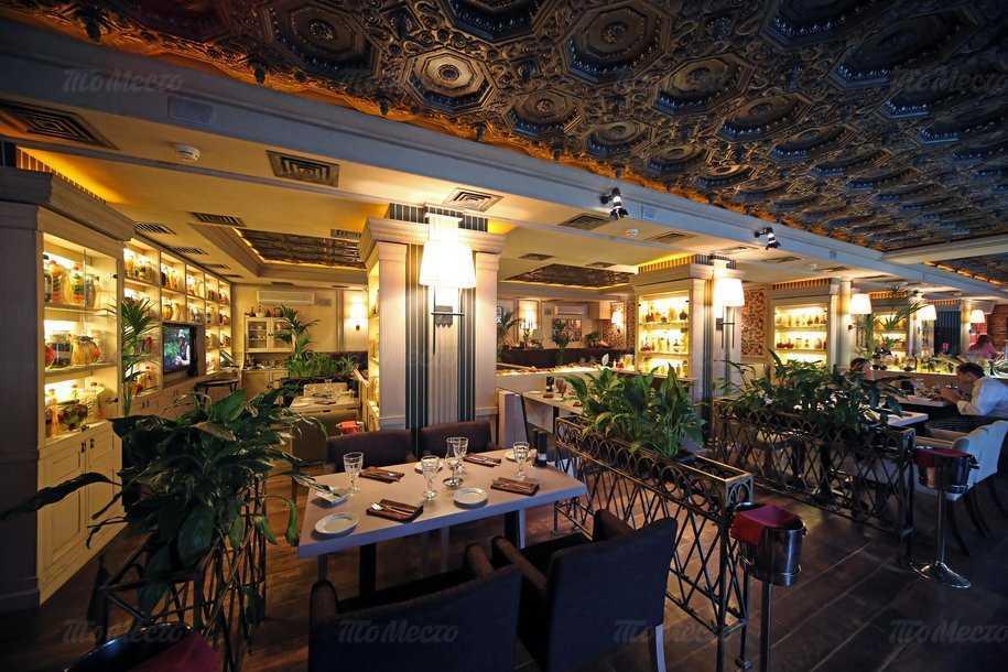 Меню ресторана Черетто (Ceretto) на Ленинском проспекте